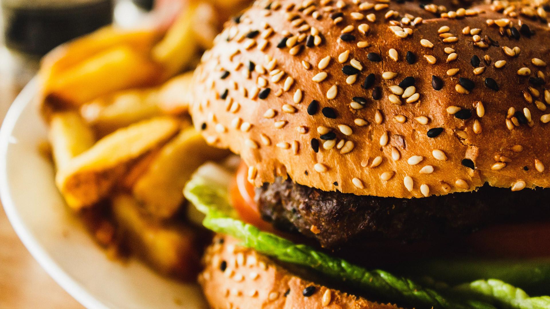 Brontos Beef Burger - Durbanville Takeaway Delivery