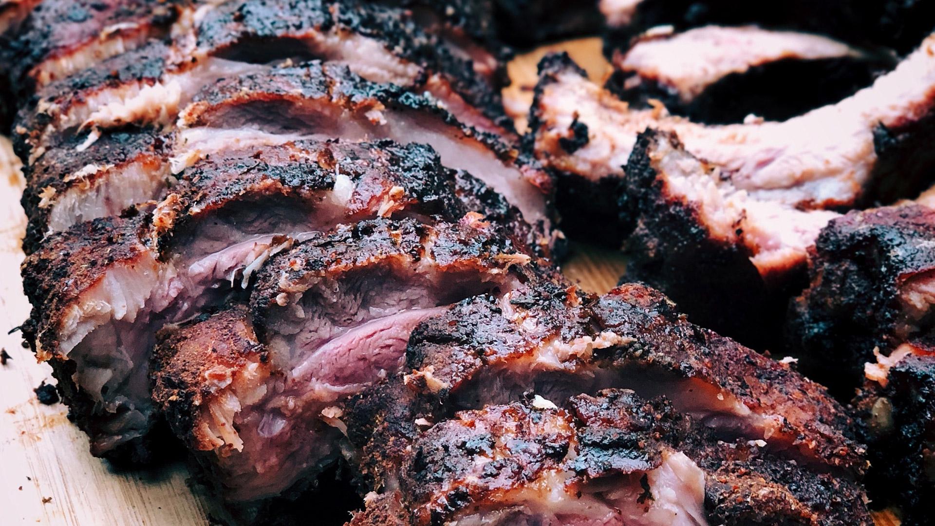 Brontos Pork Ribs - Durbanville Takeaway Delivery